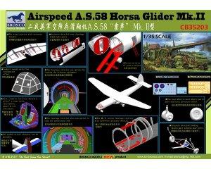 Airspeed A.S.58 Horsa Glider Mk.II  (Vista 4)