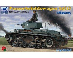 Panzerbefehlswagen 35(t)  (Vista 1)
