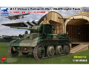 A17 Vickers Tetrarch MkI / MkICS Light T  (Vista 1)