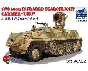 SwS 60cm Infrared Searchlight Carrier UH  (Vista 1)