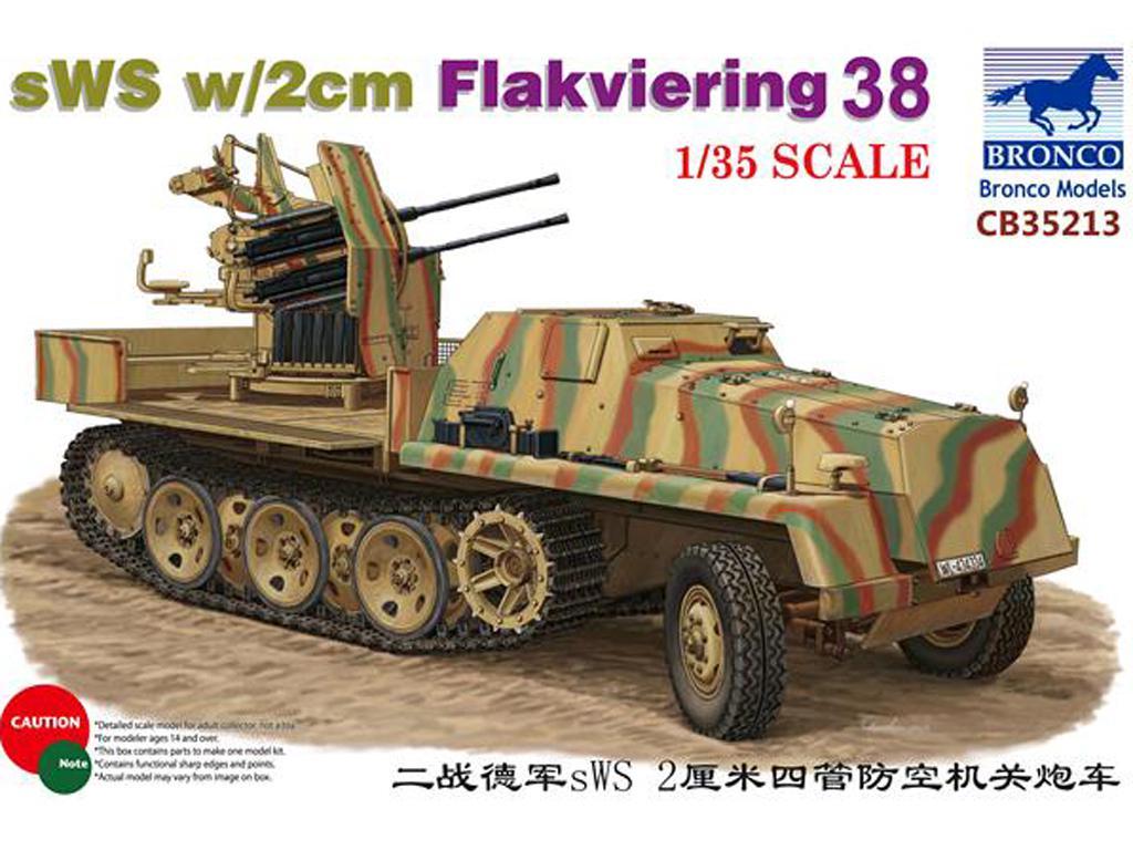 sWS w/2cm Flakviering 38  (Vista 1)