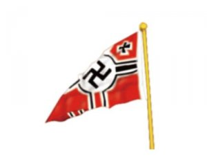 Bandera Kregsmarine  (Vista 1)