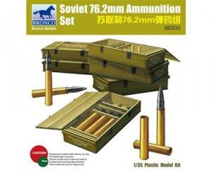 Munición soviética de 76,2mm  (Vista 1)