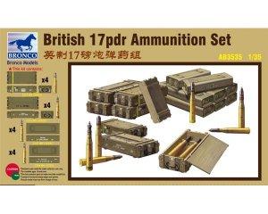 Set de munición inglesa de 17pdr   (Vista 1)
