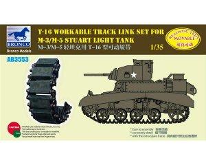 T-16 Workable Track Set for M-3/M-5 Stua  (Vista 1)