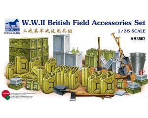British Field Accessories Set  (Vista 1)