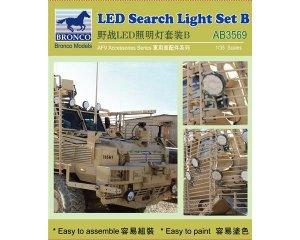 LED Search Light Set B  (Vista 1)