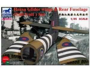 Horsa Glider Wing & Rear Fuselage  (Vista 1)