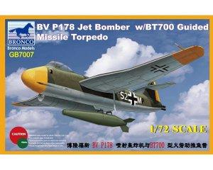 Blohm & Voss BV P178 Jet Bomber w/BT700   (Vista 1)