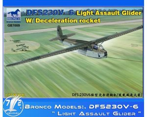 DFS230V-6 Light Assault Glider W/ Decele