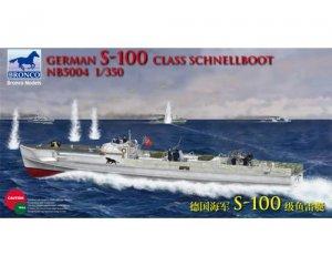 German S-100 Class Schnellboot  (Vista 1)