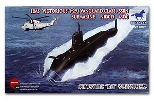 HMS Victorious S-29 Vanguard Class SSBN   (Vista 1)