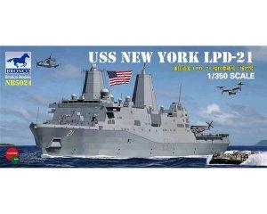 USS LPD-21 New York  (Vista 1)