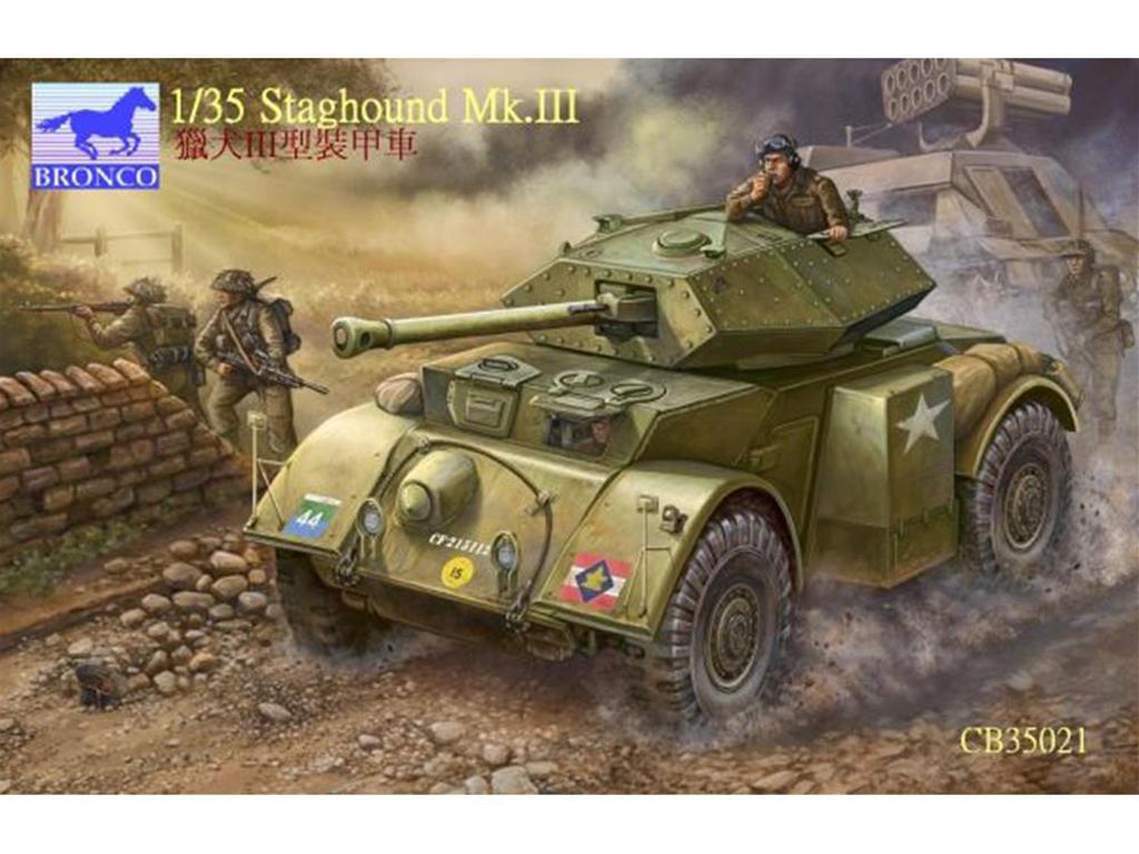 Staghound Mk.III (Vista 1)
