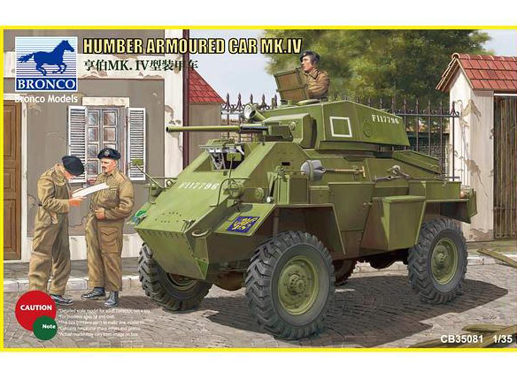 Humber Armored Car Mk. IV (Vista 1)