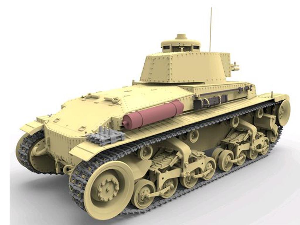 Skoda LT Vz35 & R-2 Tank (Vista 4)