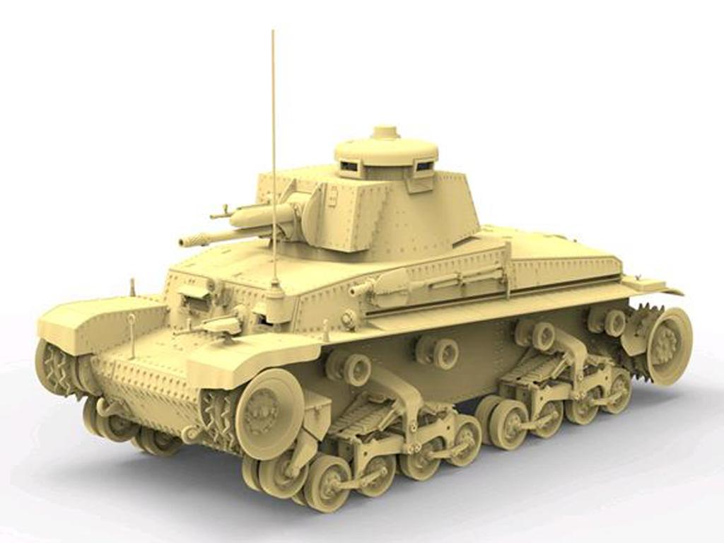 Skoda LT Vz35 & R-2 Tank (Vista 5)