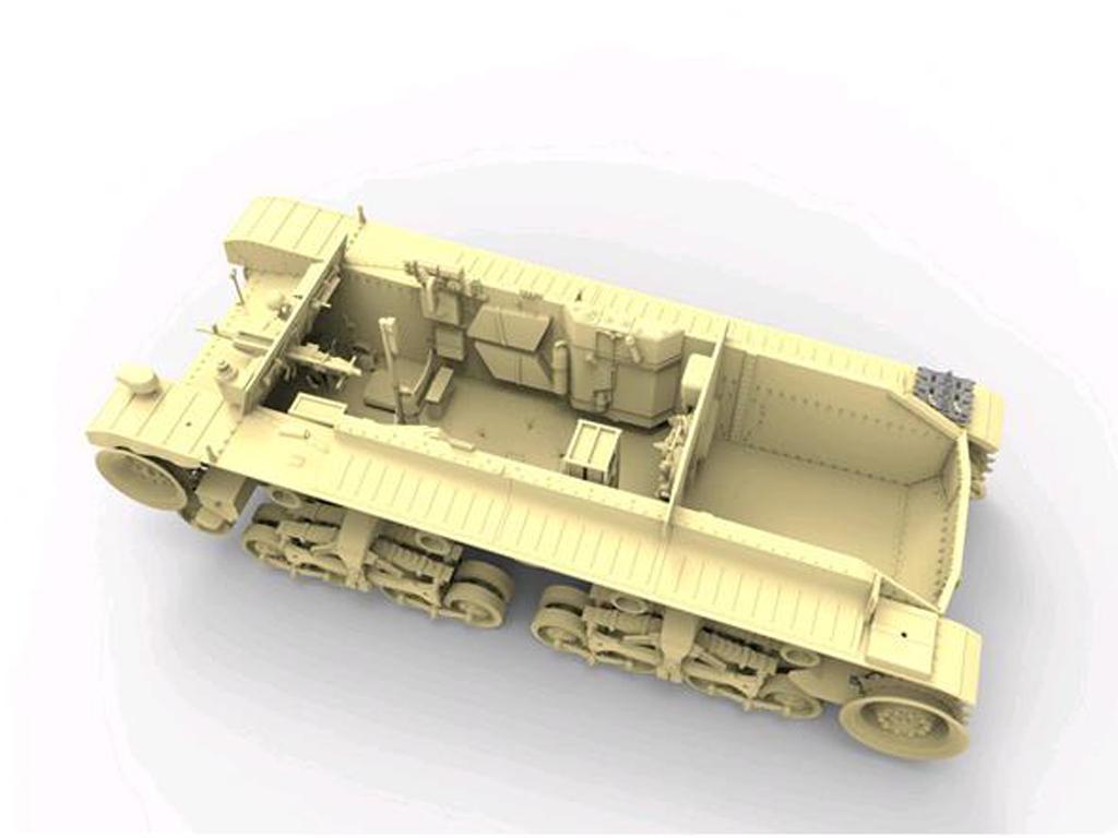 Skoda LT Vz35 & R-2 Tank (Vista 6)
