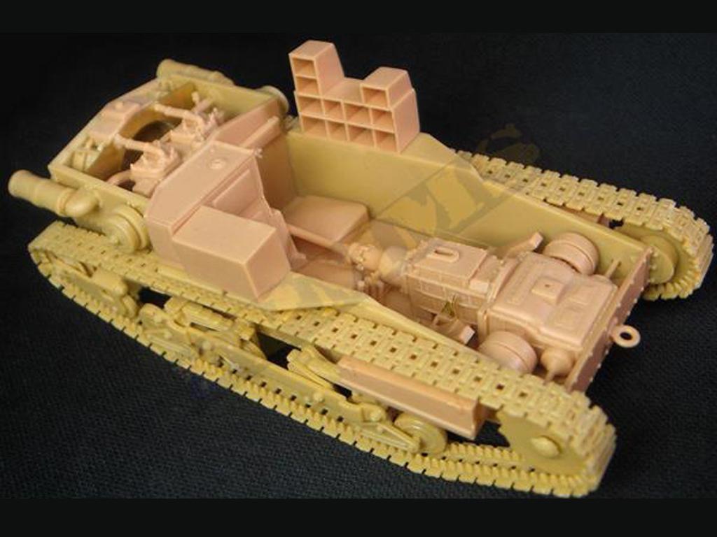 CV3/33 Tankette Serie II  (Vista 2)