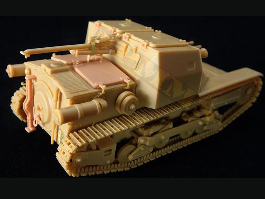 CV3/33 Tankette Serie II  (Vista 4)