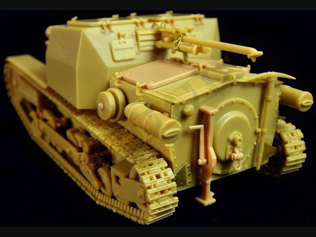 CV3/33 Tankette Serie II  (Vista 6)