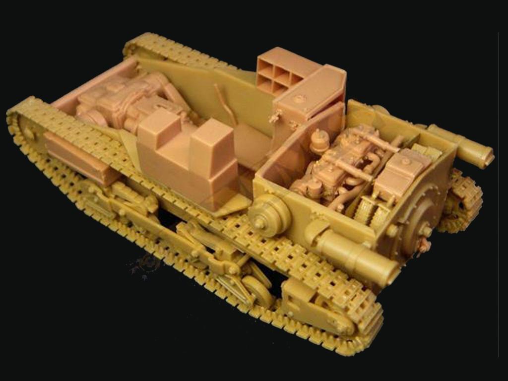 CV3/33 Tankette Serie II  (Vista 7)