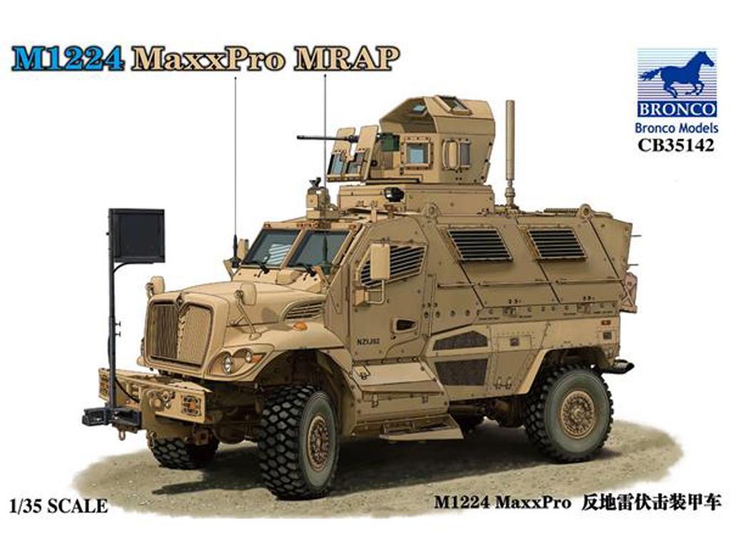 M1224 MaxxPro MRAP (Vista 1)