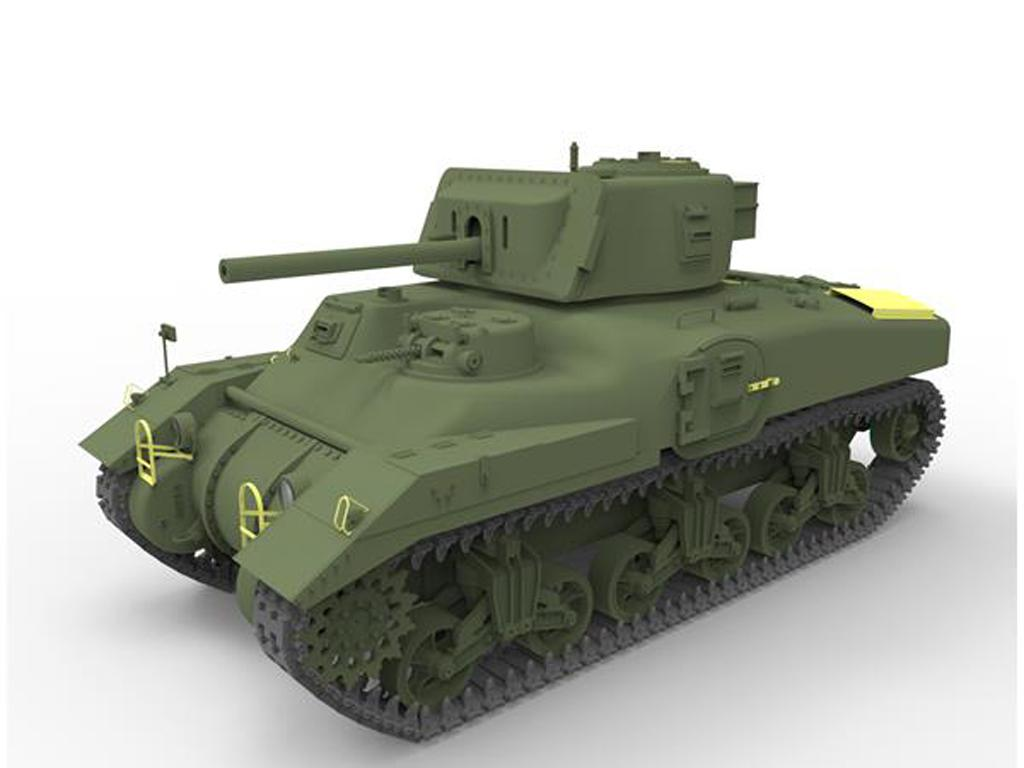 Canadian Cruiser Tank Ram MK.II Early Production (Vista 3)