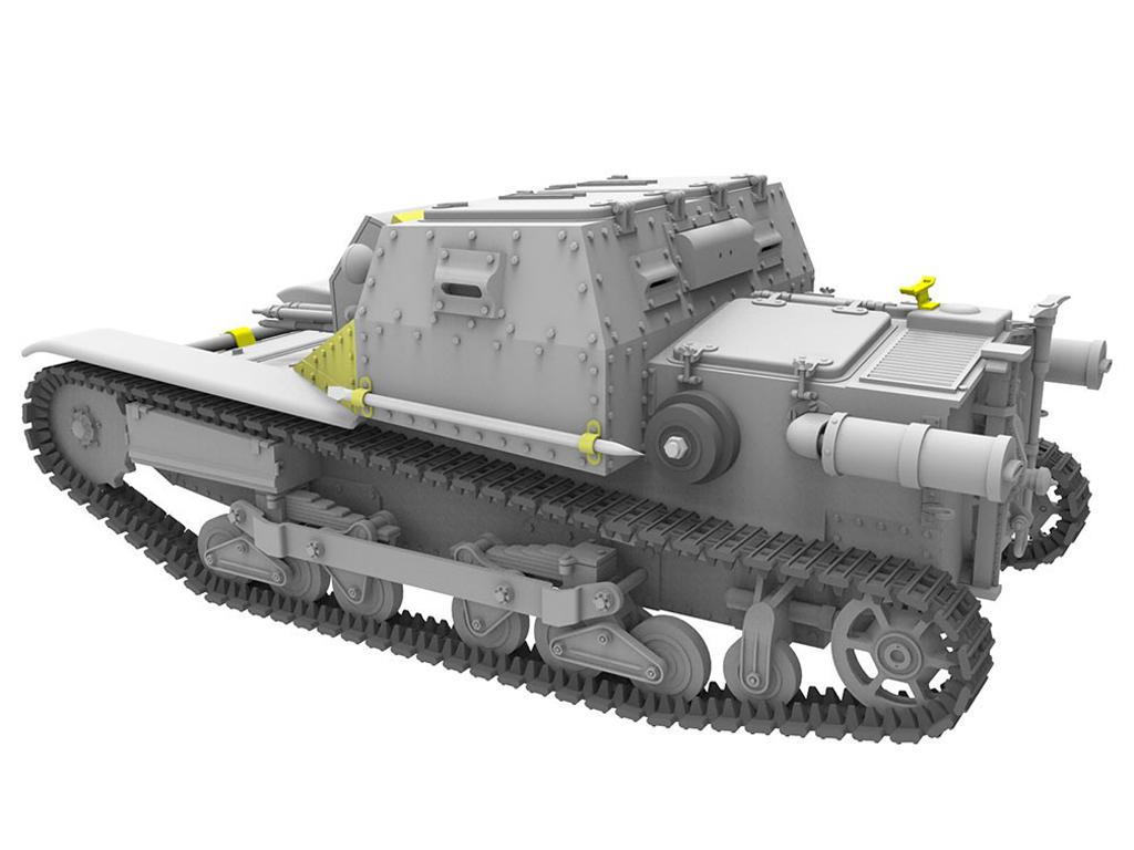 Hungarian CV-35.M/CV-35 Command Tank (Vista 2)