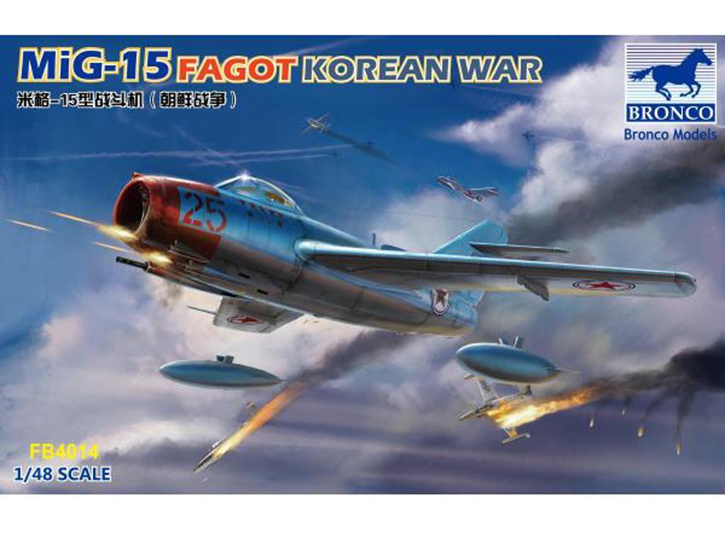 MiG-15 Fagot (Vista 1)