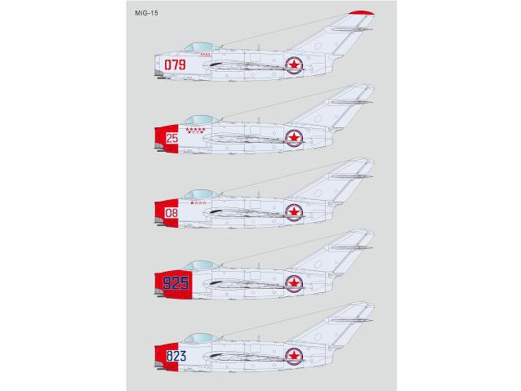 MiG-15 Fagot (Vista 3)