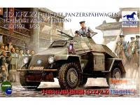 Sd.Kfz.221 Leichte Panzerspahwagen   (Vista 2)