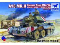 A13 Mk.II Cruiser Tank Mk.IVA (Vista 2)