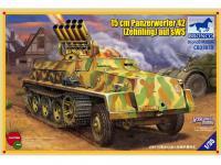 15cm Panzerwerfer 42 (Zehnling) auf SWS  (Vista 3)