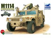 M1114 Up-Armored Tactical Vehicle  (Vista 2)