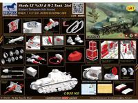 Skoda LT Vz35 & R-2 Tank (Vista 9)