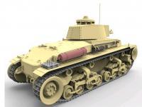 Skoda LT Vz35 & R-2 Tank (Vista 10)