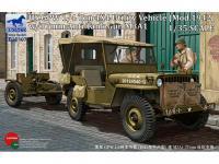 US GPW 4x4 Light Utility Truck w/37mm An (Vista 3)