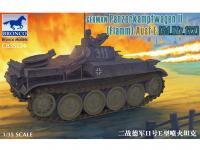 Panzerkampfwagen II Flamm Ausf.E (Vista 7)