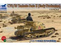 CV3/33 Tankette Serie II  (Vista 8)