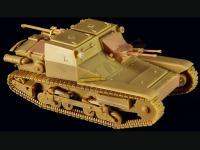 CV3/33 Tankette Serie II  (Vista 12)