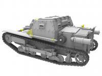 Hungarian CV-35.M/CV-35 Command Tank (Vista 8)
