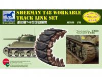 Cadenas Sherman Mod T48 (Vista 2)