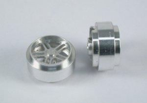 Llanta aluminio 15x9mm., eje 3/32