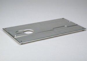 Placa medicion altura 1/1.2mm Aluminio  (Vista 1)