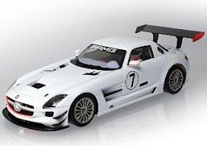 Mercedes SLS GT3 Presentation Car #7  (Vista 1)