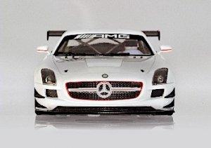 Mercedes SLS GT3 Presentation Car #7  (Vista 2)