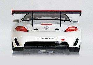 Mercedes SLS GT3 Presentation Car #7  (Vista 3)