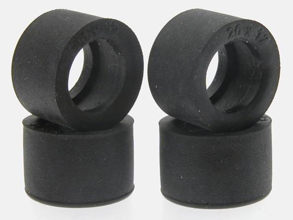RT Racing Neumáticos de goma (Vista 1)