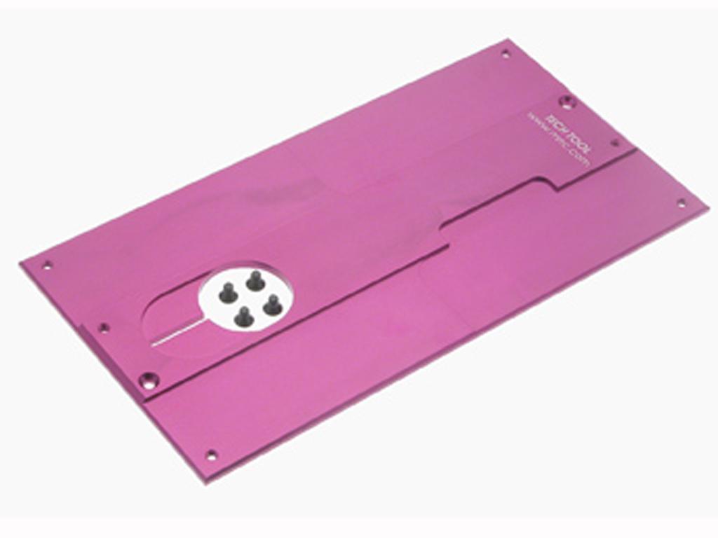 Placa medicion altura 1.3/1.5mm Aluminio (Vista 1)